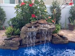 Diy Pool Waterfall Serenity Pool Waterfall Installation Youtube Diy Pond Waterfall