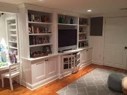 built ins bookshelves