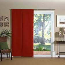 panel curtains for sliding glass doors patio door coverings one panel curtain sliding glass door