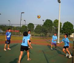 volleyball semifinals supd vs phbs news supd of pkusz school of urban planning and design played against peking university hsbc business school supd played the advantages of teamwork to the first semifinal