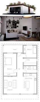 Small 2 Bedroom Homes 17 Best Images About Floor Plans On Pinterest Cottage Floor