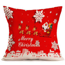 Small Picture Christmas Home Decorative Cushion Online Christmas Home