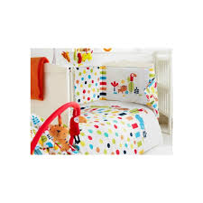 red kite cosi cot bedding set quilt