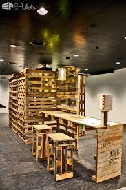 pallet stores furniture. pallets installation pallet store bar u0026 restaurant decorations stores furniture e