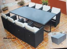 space furniture malaysia. outdoor rattan dining set space furniture malaysia