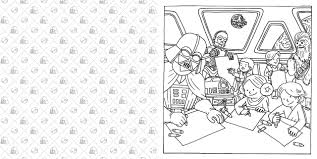 Amazon Com Darth Vader And Family Coloring Book 9781452159232