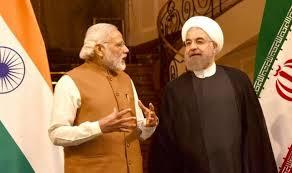 இந்தியாவுக்கு வீட்டோ அதிகாரத்தை அளிப்பதற்கு ஈரான் ஆதரவு