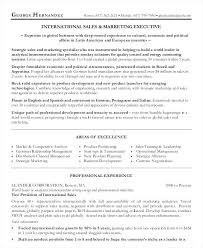 Marketing Executive Resume Samples Chef Template And Free Luxury ...