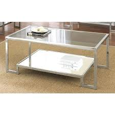 glass and chrome coffee table base top ikea toronto glass and chrome coffee table