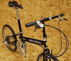 Bike Friday Pocket Llama Minamilist 9 Small Folding Bike Avon