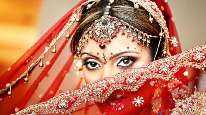 ilustrasi wanita india