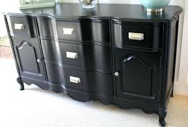 painted furniture colors. Painting Furniture Ideas Color Console Painted In Black Of The Best Paint Colors For . R