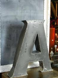vintage large metal letters large metal letters for decorating best of vintage metal letter a vintage large metal letters