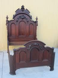 American Antique Bed Victorian Antique Bedroom Furniture | Antiques ...