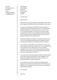 really good cover letters cover letter examples template samples covering letters cv