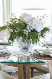 Image Holiday Totally Adorable White Christmas Floral Centerpieces Ideas 21 Pinterest Totally Adorable White Christmas Floral Centerpieces Ideas 21