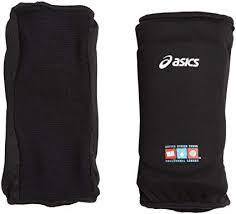 Asics Volleyball Knee Pads Size Chart Buy Asics Mens Junior Volleyball Knee Pads One Size Black