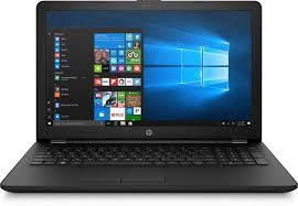 Купить <b>Ноутбук HP 15</b>-bs180ur, 4UT94EA, черный в интернет ...