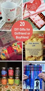 20 diy gifts for friend or boyfriend