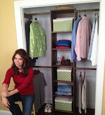 diy closet organizer plywood