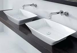 countertop sink basins 4 new basin designs from countertop sink installation