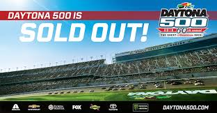 Stadium Tickets For Daytona 500 Sold Out Daytona