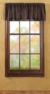 Curtains Burlap Window Valance  Plaid Curtains  Burlap Valance Burlap Window Blinds