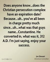 Constantine Quotes About Christianity Best of Jon Stewart Quotes QuoteHD