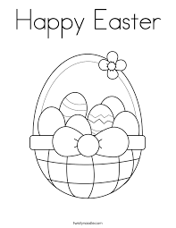 Small Picture Easter Coloring Pages Page 2 Twisty Noodle