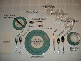 formal dining table setting. Keep This Handy To Remember How Set Up Your Formal Dinner Or Tea Party Place Settings :-) Dining Table Setting N