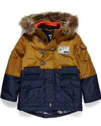 Mexx Boys Parka Kids Swag Aw19 Boys Winter Clothes Kids