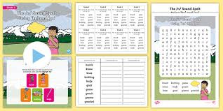 Kindergartners, teachers, and parents who homeschool their kids can print, download, or use the free. Grade 3 Phonics Words With Kn And Gn Spelling Pack