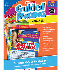 Guided Reading Level Chart By Grade Guided Reading Analyze Resource Book Grade 3 4 Paperback
