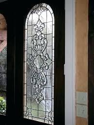 stained glass door twenties stained glass door window inserts