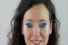 green and blue smokey eye makeup tutorial asian indian bridal tune pk