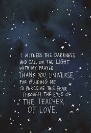 Prayers About Light And Darkness