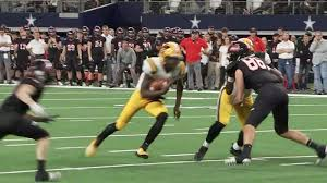 Fort Bend Marshall loses Texas state title game to Aledo, 55-19 ...