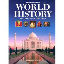 World History Patterns Of Interaction Pdf Inspiration Global History Online Textbook Reif's History Classes