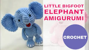 Crochet Stuffed Elephant Pattern Best Inspiration Ideas