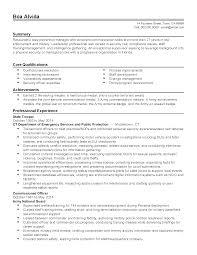 investigator resume criminal investigator resume