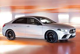 Elegance and eagerness in perfect proportion. Mercedes Benz A Class Limousine Replaces The Cla