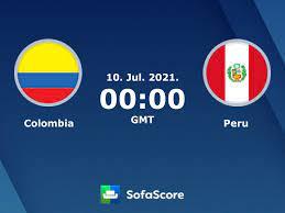 Colombia - Peru Live ticker, H2H und ...