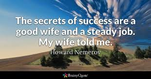 Future Husband Quotes Cool Good Wife Quotes BrainyQuote