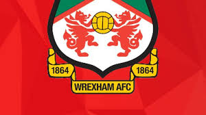 The logo was edited to include the new information. Ryan Reynolds And Rob Mcelhenney Want To Buy Uk Football Club Wrexham Ladbible