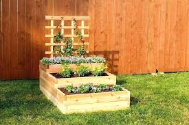 raised gardening beds for garden bed perth wa vinyl raised garden beds