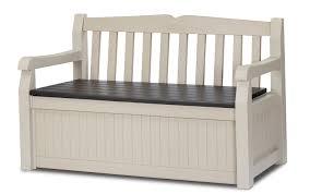 Outdoor Furniture With Storage Underneath