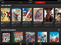 for years ic fans have asked marvel to offer its digital subscription service on apple s ipad but users were restricted to reading back issues with an
