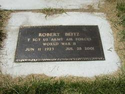 "Robert ""Bob"" Beitz (1923-2001) - Find A Grave Memorial"