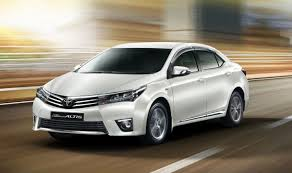 new car launches todayNew 2017 Toyota Corolla Altis facelift India launch today Top 5