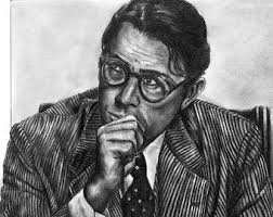 how is atticus presented in to kill a mockingbird essay clip art  atticus finch